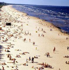 Jurmala - European Best Destinations #Jurmala #Europe #tourism #travel #ebdestinations @ebdestinations #beach