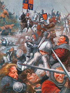 """""""Henry V, Battle of Agincourt, 1415"""""""