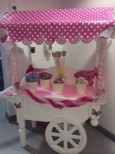 Children's Candy Cart For Hire -North West - Filled Cart - Birthdays/Weddings | eBay