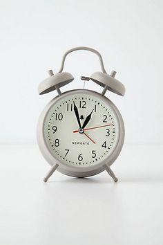 Covent Alarm Clock #anthropologie