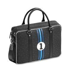 sacoche de bureau pour ordinateur 15 pouces multipoches leger et solide porte main