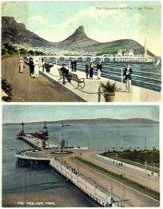 Old Pictures, Old Photos, Cape Colony, Nordic Walking, Cape Town, Old Houses, Marina Bay Sands, South Africa, Past