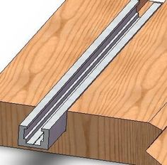 Aluminum t-track affordable! Much cheaper than Rockler or Kraig. Great website. Check it out.