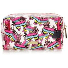 Purse Candy leather cosmetic bag HQMB10007