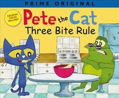 Buy Pete the Cat: Three Bite Rule by Anne Lamb, James Dean, Kimberly Dean and Read this Book on Kobo's Free Apps. Discover Kobo's Vast Collection of Ebooks and Audiobooks Today - Over 4 Million Titles! Best Book Club Books, Up Book, Lamb Book, Cat Biting, Noble Books, Pete The Cats, Free Books Online, Animal Books, Art Lessons Elementary