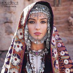 """María Valverde in """"Exodus"""""""
