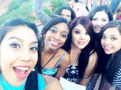 Friends at red rocks!
