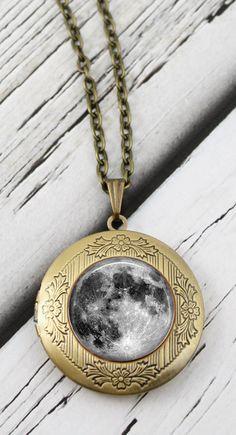 Moon Locket