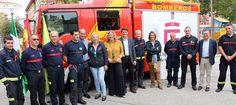 MOTRIL. El Consorcio Provincial para la Prestación del Servicio de Prevención, Extinción de Incendios y Salvamentos de la Provincia de Granada, ha adquirido