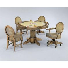7 Best Game Tables Amp Chairs Images On Pinterest Card