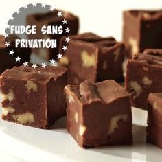 Make fudge in the microwave. The JELL-O® Chocolate Pudding Fudge recipe is the secret. One surefire way to get the smoothest, creamiest microwave fudge ever? Add some JELL-O® Chocolate Pudding. That's the secret to this easy fudge. Fudge Recipes, Candy Recipes, Holiday Recipes, Dessert Recipes, Dessert Ideas, Just Desserts, Delicious Desserts, Jet Puffed Marshmallows, Oh Fudge