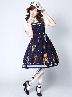 Innocent World Marine Bear dress ♥