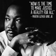50 years later Martin Luther King Jr.'s words are truer than ever. Thank you for supporting justice for all. #MartinLutherKing #MLK #Ihaveadream #quote #inspirationalquote
