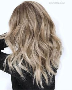 "892 Likes, 12 Comments - ᴍᴀɴᴇ ɪɴᴛᴇʀᴇsᴛ (@maneinterest) on Instagram: ""Nude Blonde. Color by @amberjoyandco #hair #hairenvy #hairstyles #haircolor #blonde #balayage…"""