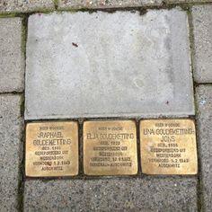 De Pijp pavement plaques