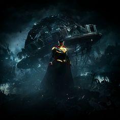 Injustice 2: Superman | Omelete
