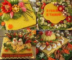 Best Birthday Cake Designs, Cool Birthday Cakes, Food N, Food And Drink, Cook For Life, Japanese Cheesecake Recipes, Delicious Desserts, Yummy Food, Fruit And Vegetable Carving
