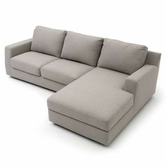 Your search for the perfect sofa-bed stops here! Families will appreciate the Niam sofa for its comfort and built-in storage. Sofa Set Designs, L Shaped Sofa Designs, Modern Sofa Designs, Sofa Layout, Bed In Living Room, Living Room Sofa Design, Furniture Sofa Set, Furniture Layout, Furniture Buyers