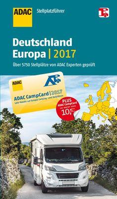 http://amzn.to/2gSCxic  ADAC Stellplatzführer Deutschland/Europa 2017: Mit zwei herausnehmbaren Planungskarten (ADAC Campingführer)