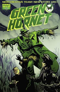 Green Hornet #28 #GreenHornet #Dynamite