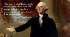 --George Washington [786 x 426] [OC] ...