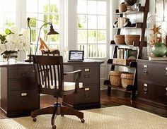 Home Office Design Ideas & Home Office Inspiration | Pottery Barn