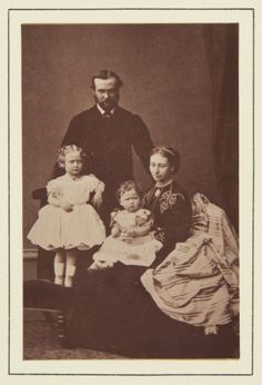 Nov 1865; Victoria, Louis, Elisabeth, Alice
