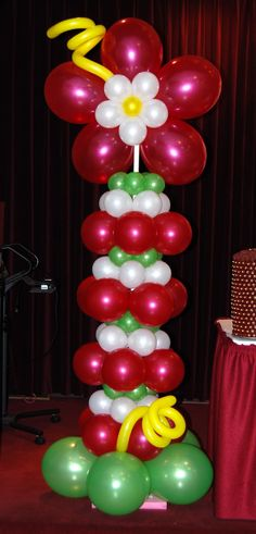 Balloon Decor-Twisting & Glitter Tattooscre8ivechris@gmail.com Follow Cre8ive Chris on Facebook!