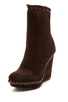 Daisy Wedge Boot by True Religion on @HauteLook