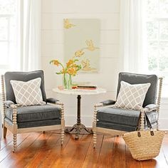 Bobbin chairs| Southern Living