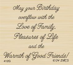 DRS Designs - Overflowing Birthday Greeting, $10.00 (http://www.drsdesigns.com/overflowing-birthday-greeting/)
