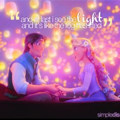 I'm doing a Disney 30 Day challenge! Join me! Day 1, Favorite Disney Movie: Tangled!✨