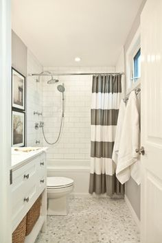 Vintage Inspired Bath traditional bathroom