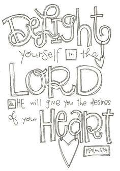 Psalm 37:4 <3