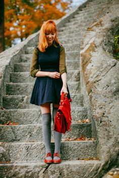 So cute! <3 this look from the ModCloth Style Gallery! Cutest community ever. #indie #style