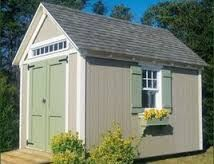 Faux Window Shed Shutters   Google Search Garden Storage Shed, Garden  Sheds, Storage Sheds