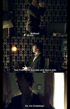 Sherlock. <3
