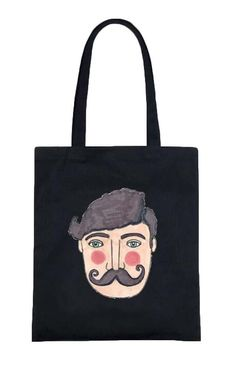 Creative Fashion Style Casual Shoulder Bags Tote Bags Black#bags #black #casual #creative #fashion #shoulder #style #tote Black Tote Bag, Black Bags, Plastic Bag Storage, Recycled Plastic Bags, Library Books, Canvas Tote Bags, Kids Toys, Reusable Tote Bags, Creative