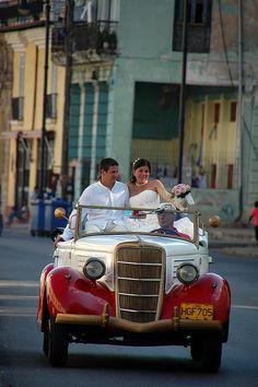 Wedding in Old Havana, Cuba, I ❤ Havana ★ Some destinations remain for good in ours memory, Cuba is one of them. http://Netssa.comhttp://netssa.com/havana.html #cuba #varadero