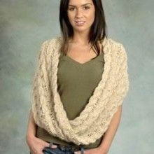 Plymouth Ampato Infinity Scarf - CUTE