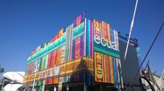 Ecuador Pavilion at Expo Milano 2015, Milan, 2015 - Expo Milano 2015