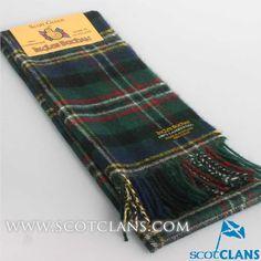 Scott Clan Tartan Scarf