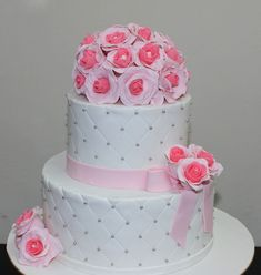 Cake City - Designer Cakes and Cupcakes in Lahore Happy Marriage Anniversary Cake, Cupcake Cakes, Cupcakes, Mothers Day Cake, Wedding Cakes With Flowers, Custom Cakes, Cake Designs, Pink Flowers, Birthday Cake