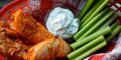 Buffalo Chicken Tenders With Blue Cheese Recipe
