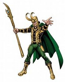 Loki - Marvel's Thor