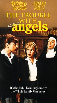 My mom showed me this movie before I started at my catholic all girls high school years & years ago! Definitely a movie you can have a greater appreciation for when you go through that same experience! Makes me laugh every time!