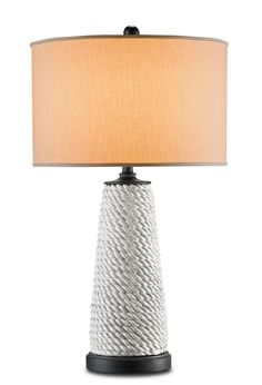 Seafellow Table Lamp from Currey and Co.