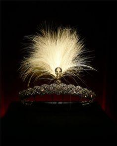 diadème (1922), diamant poire 11 carats, diamant
