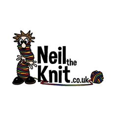 Exhibitions - Neil the Knit - Wools and Yarns online shop My Design, Logo Design, Graphic Design, Business Design, Tigger, Branding, Wool, Exhibitions, Knitting