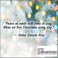 Wishing you Love, Joy, and Peace this Holiday Season!
